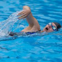 Marathon zwemmen