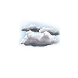 Zwaar bewolkt
